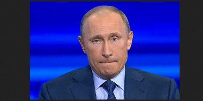 Путин, как огня боится обычных людей
