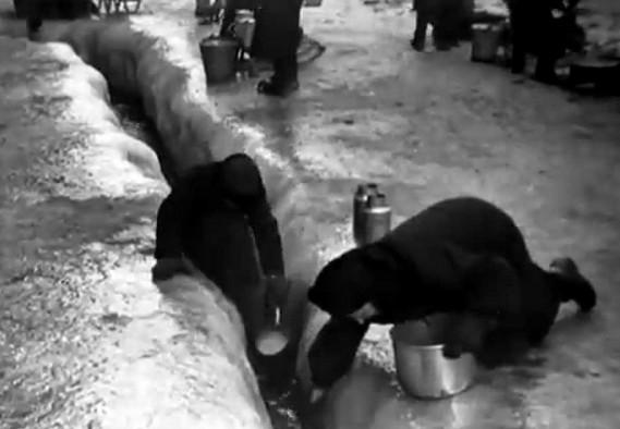 ХОТ ДОК-Новое документальное кино БЛОКАДА