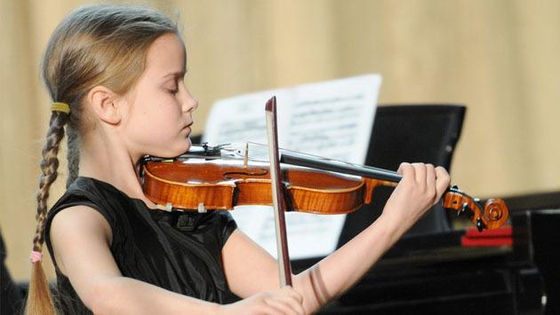 Концерт юных виртуозов — учащихся ДМШ и ДШИ