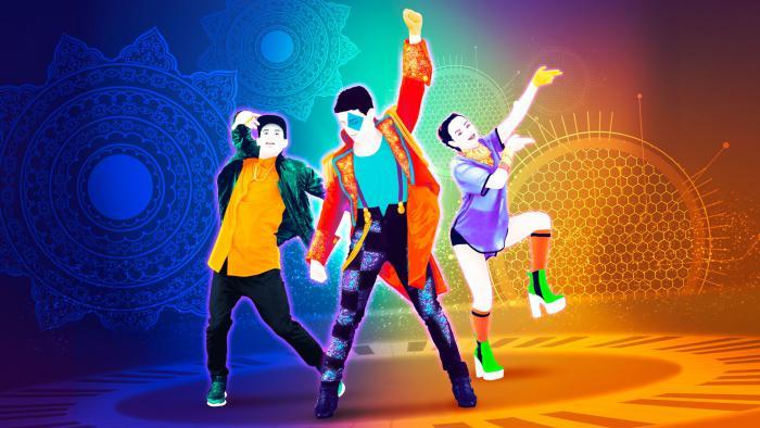 Вечеринка Just Dance
