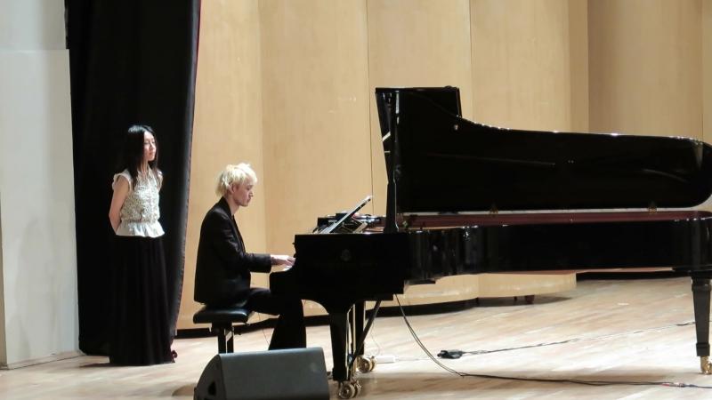 Концерты композиторов Takahiro Kido и Yuki Murata (Япония)