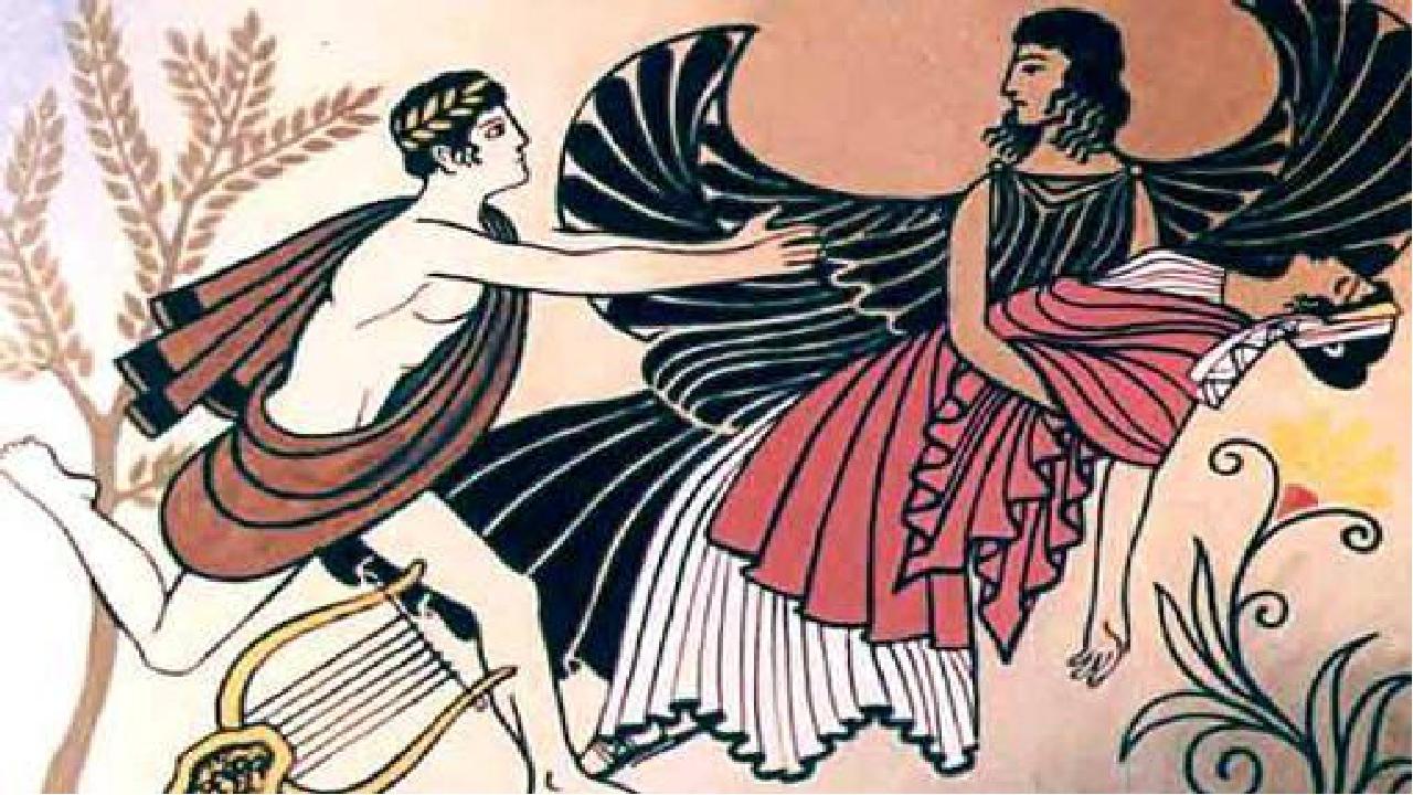 Музыкальный спектакль «Орфей и Эвридика»