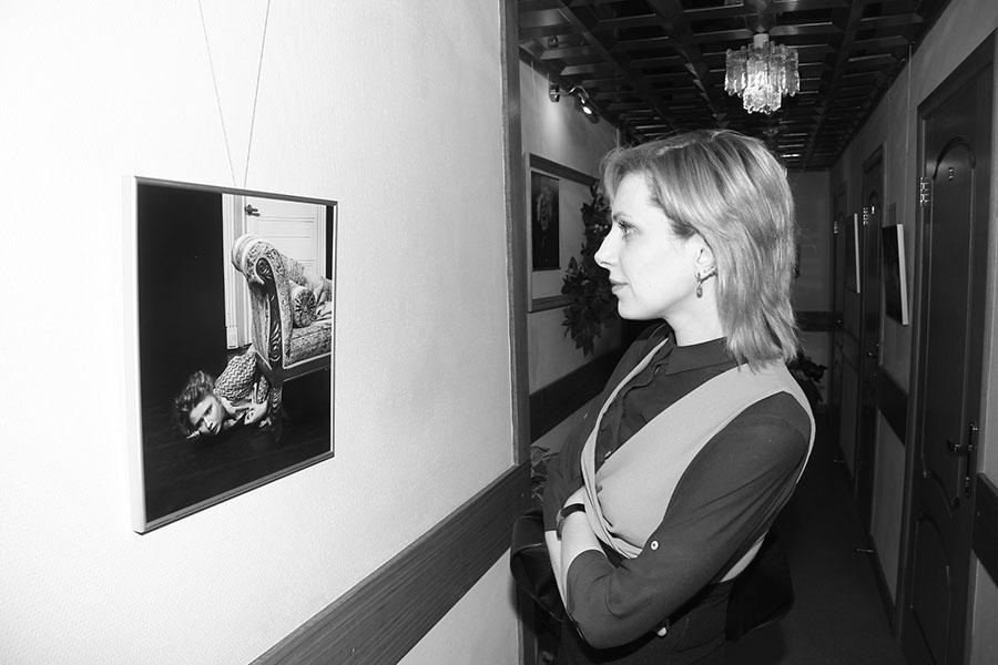 выставка театральной фотографии Театр вооруженным взглядом