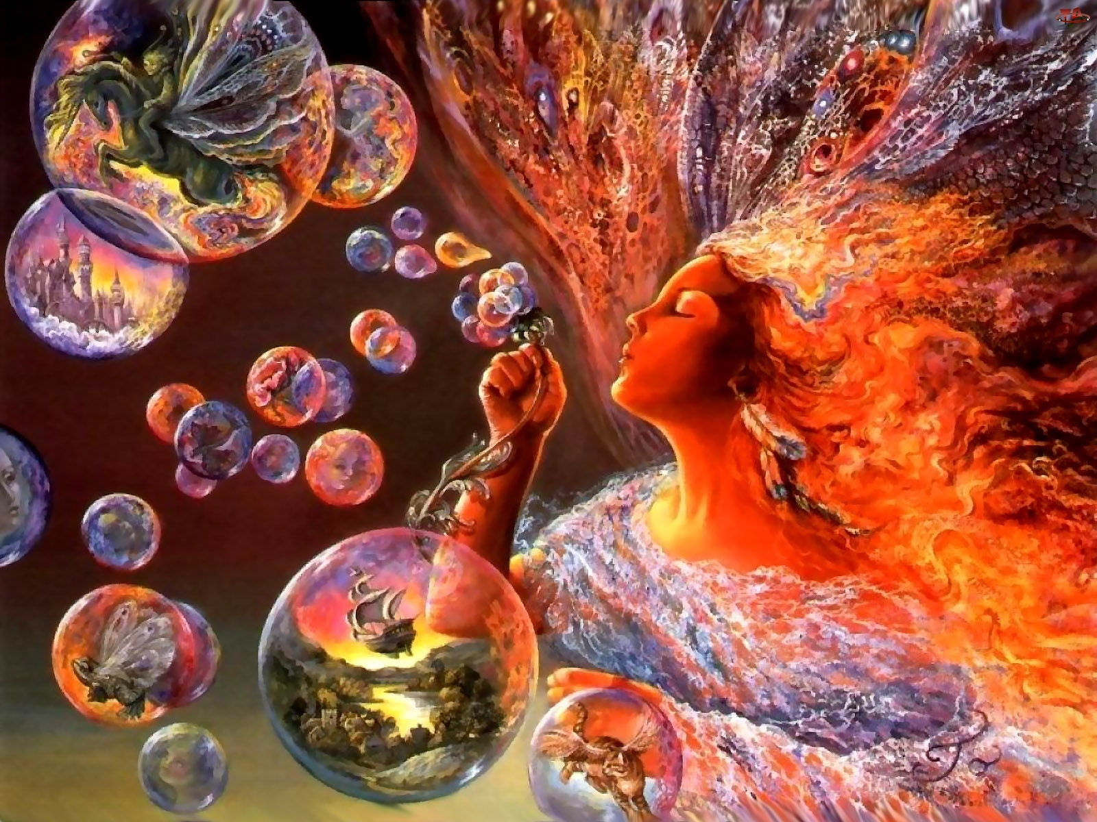 вечерняя медитация «Вдохновись»