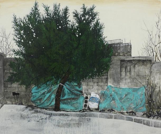 Выставка Исследование пейзажа