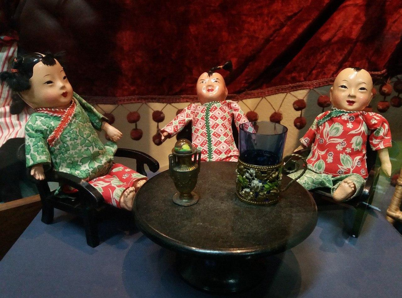 Занятие для дошкольников и младших школьников Кукла – спутница детей и взрослых