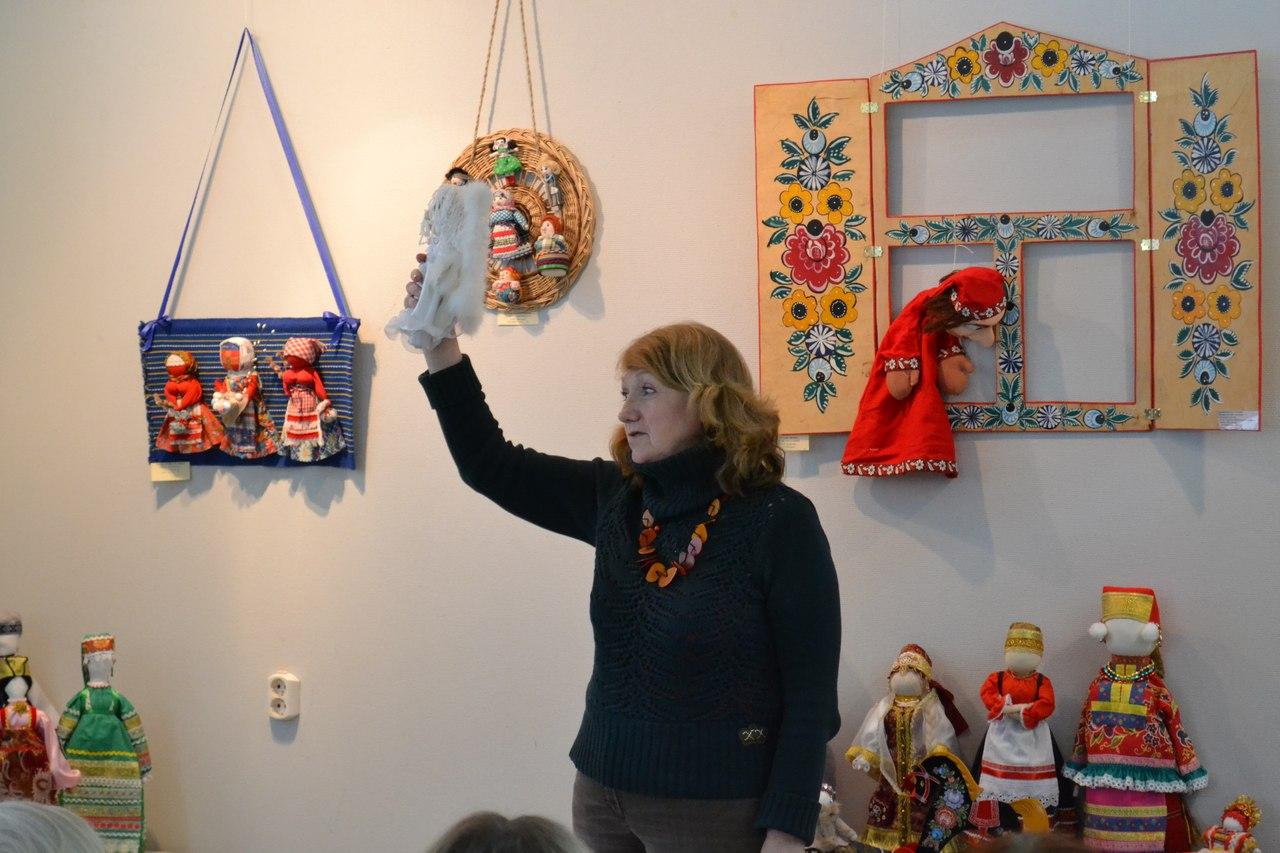VIII межрегиональный фестиваль авторской куклы Страна Кукляндия