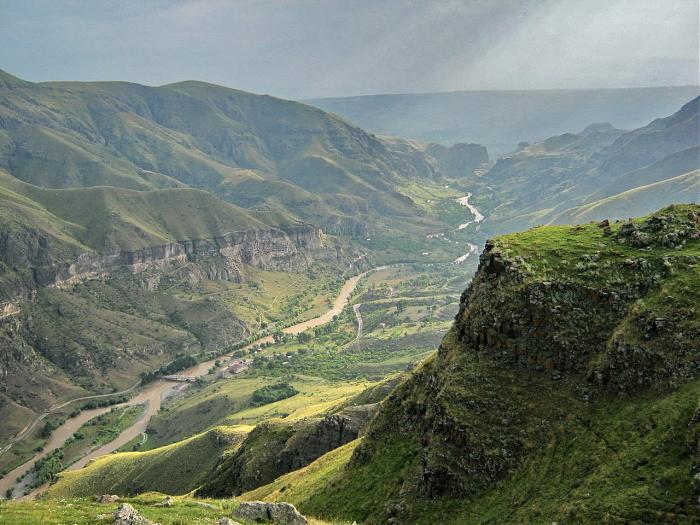 Виртуальное путешествие «Великий Кавказ»