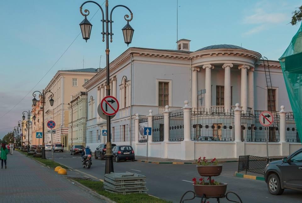 Экскурсия История дома Сироткина на Верхневолжской набережной