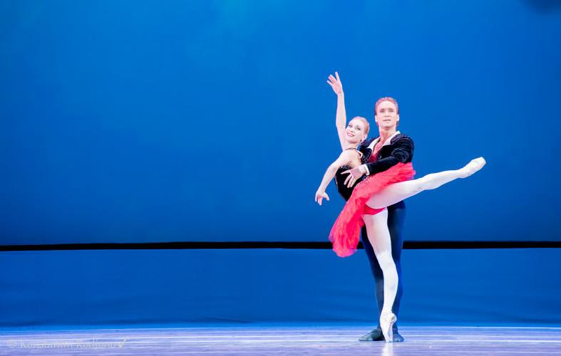 Гала-концерт звезд балета