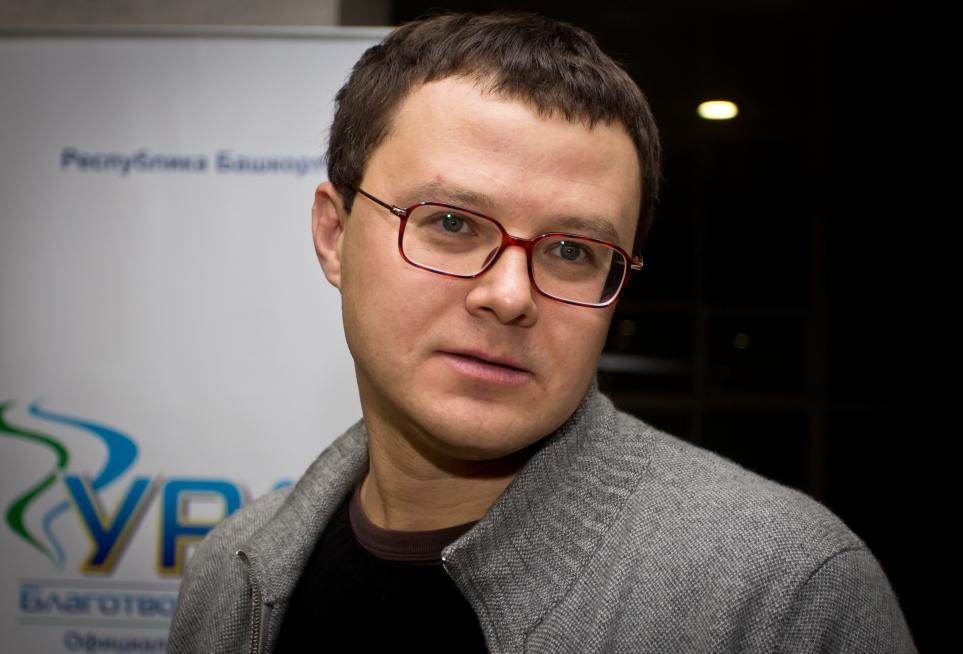 Творческая встреча с Глебом Шульпяковым