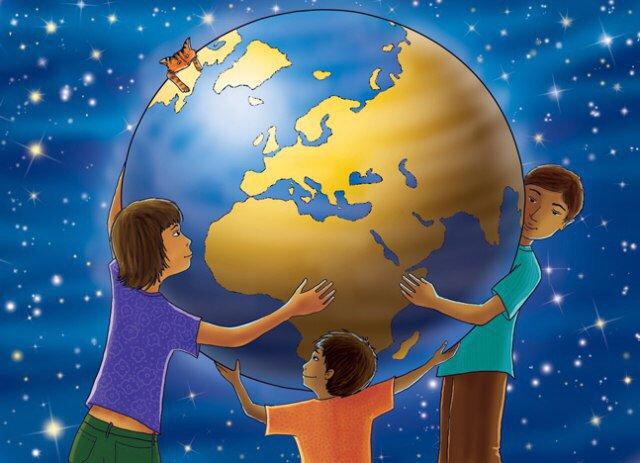 акция День Матери-Земли