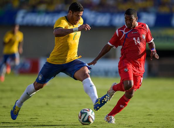 Футбольный матч England v Panam
