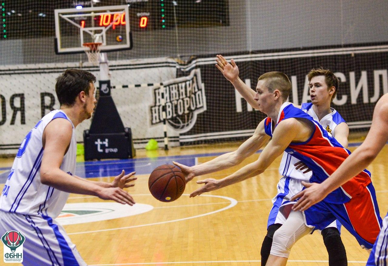 Чемпионат г. Н.Новгорода по любительскому баскетболу сезона 17/18гг