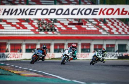 Открытие сезона Российского супербайка RSBK