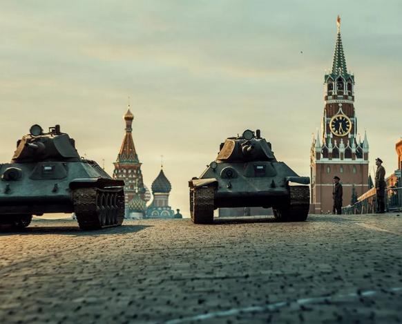 историко-приключенческий фильм ТАНКИ