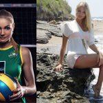 Самая сексуальная волейболистка планеты - Валерия Сафонова