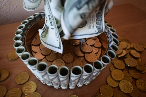 Мастерская в денежном потоке
