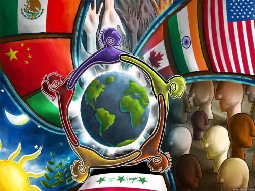 День культур разных стран мира!