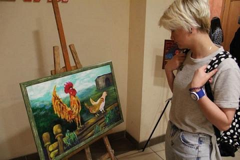 выставка Липы Грузмана Сапожник, писатель, художник