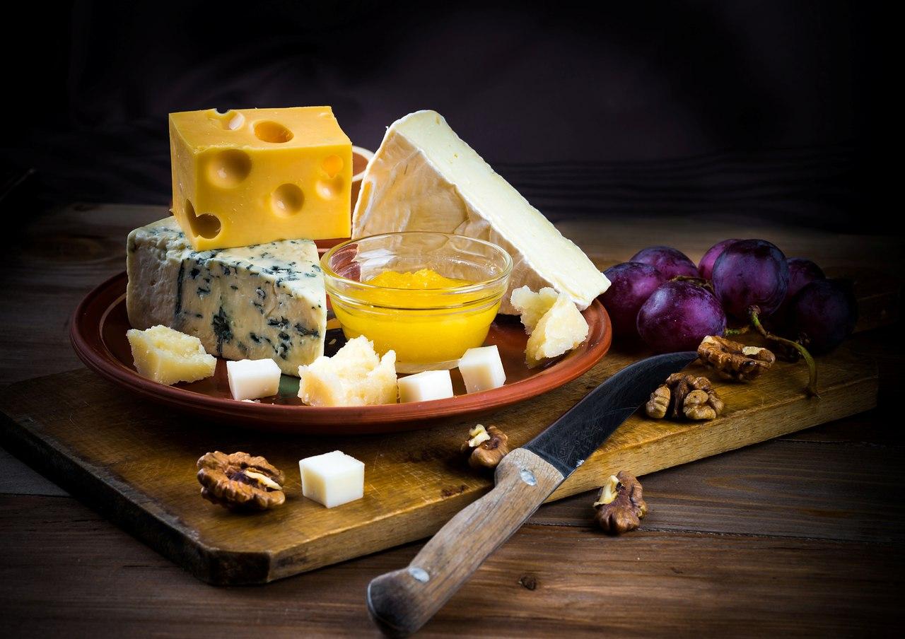 Дегустация Сыр и пинта