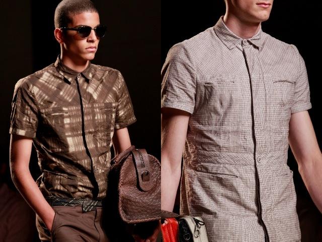 Распродажа стильных мужских сорочек. Скидки – до 60%