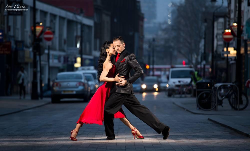 семинар Михаила Надточий-аргентинское танго
