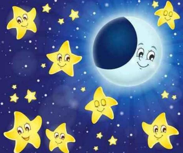 Детям о звёздахДетям о звёздах