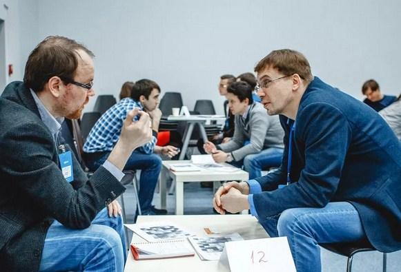 Стартап-марафон — IT-конференция