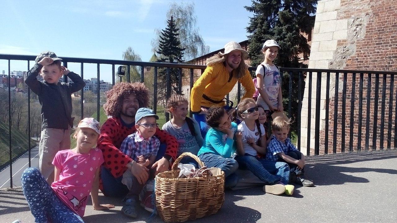 Семейный Квест-экскурсия «Домовые Кремля!»