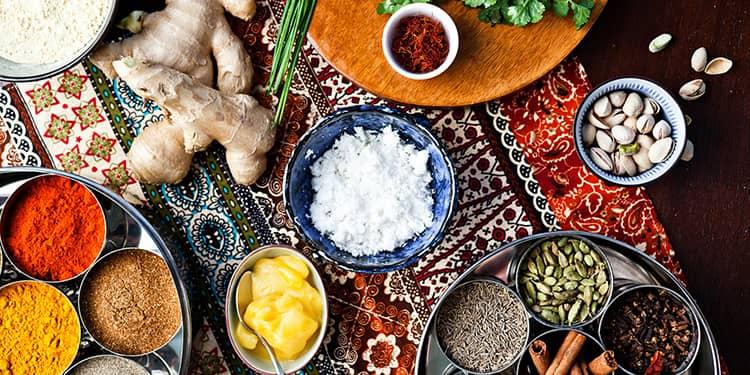 Мастер класс по домашней индийской кухне