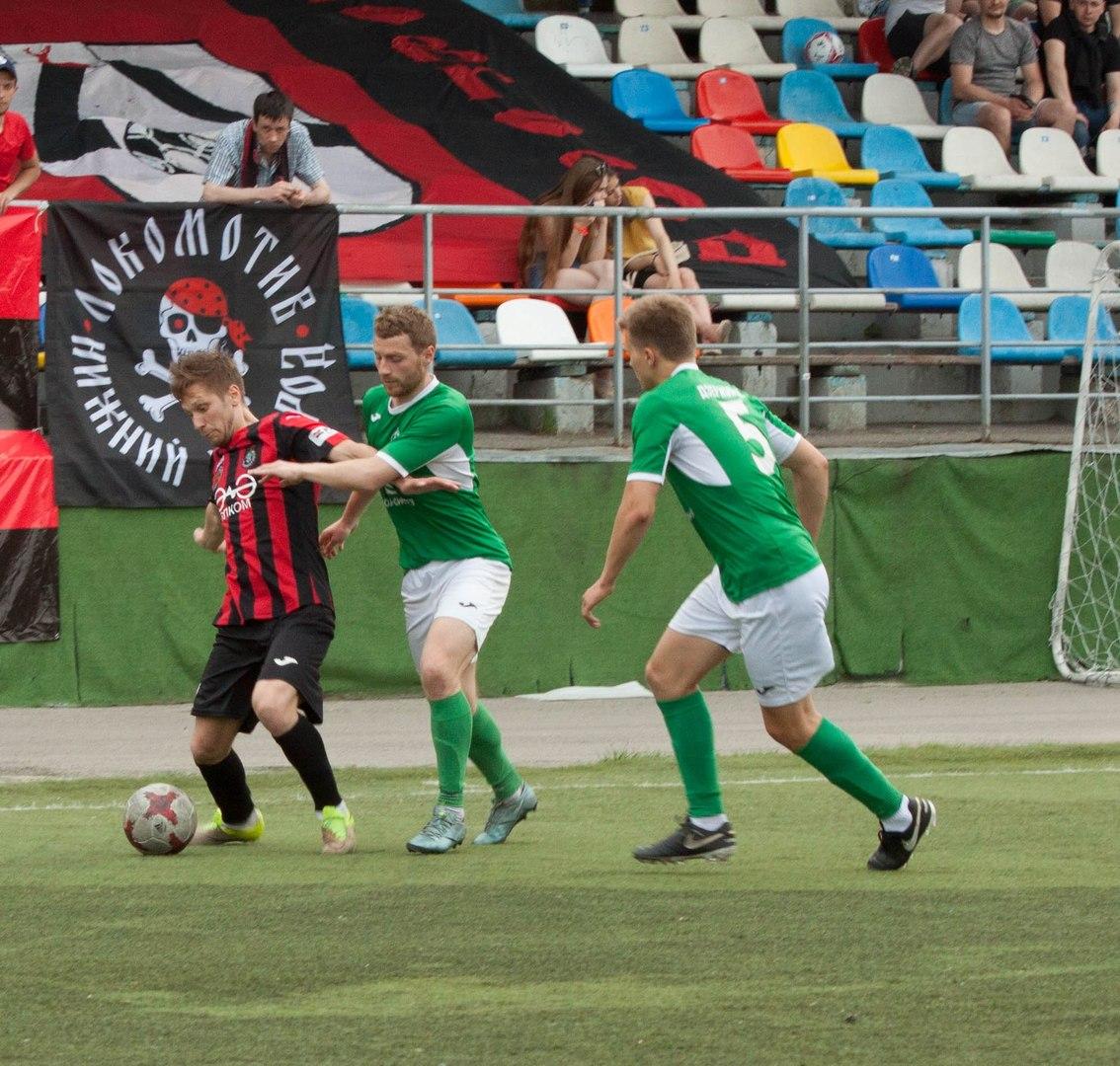 Чемпионат Нижегородской области по футболу