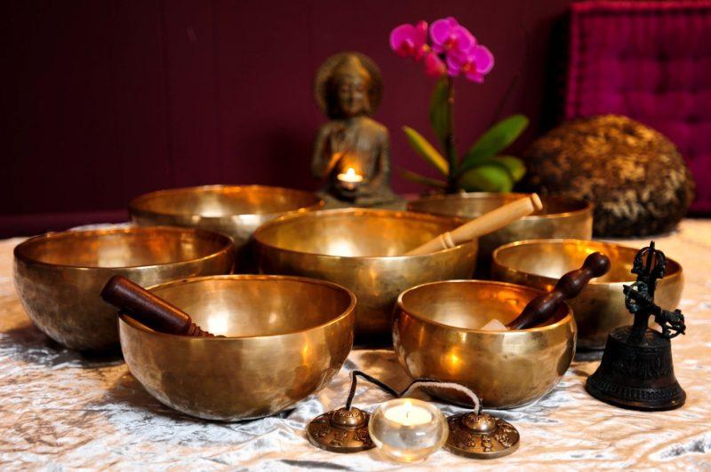 Звукотерапия души. Медитация с поющими чашами.