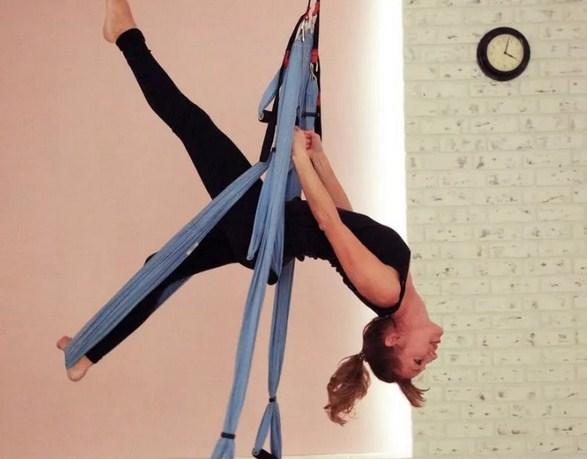 Трёхдневный курс Fly Yoga и Fly Dance в гамаке