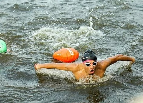 заплыв Stada Volga Swim