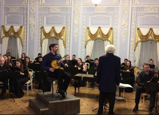 Концерт Музыкальное путешествие по странам и континентам