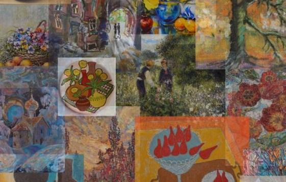 Выставка — продажа «Художественный салон»