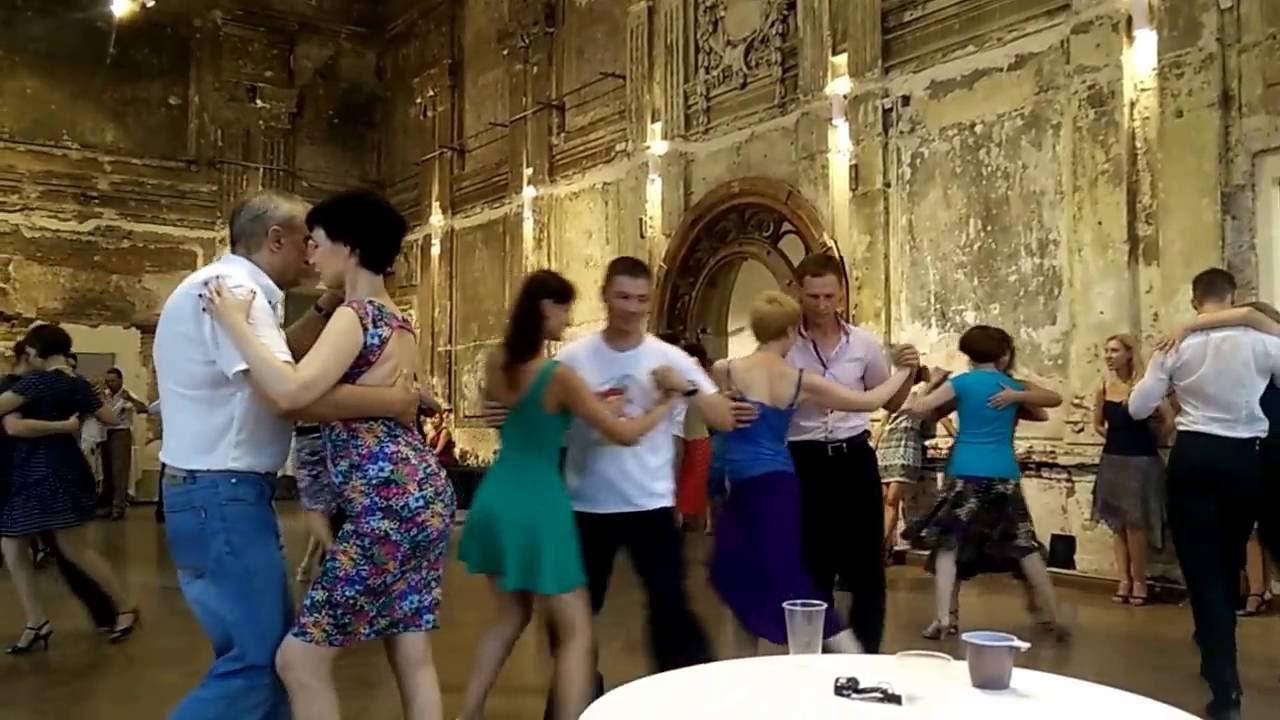 Tango marathon «Hola, Amigos!» — V edition