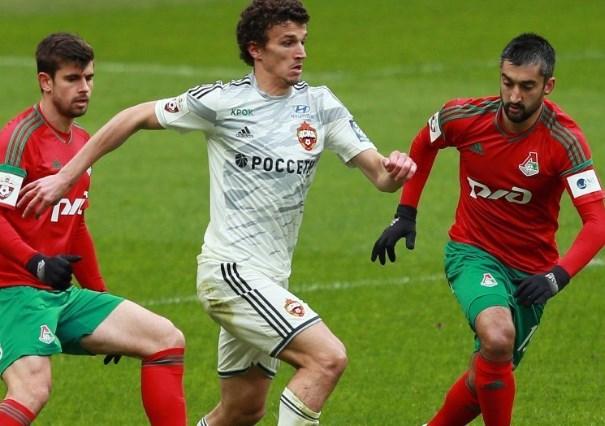 ОЛИМП — Суперкубок России по футболу