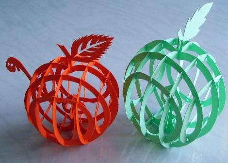 мастер-класс «Яблочный Спас подарков припас».