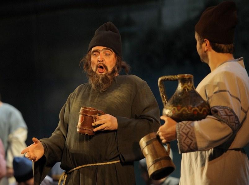 Опера Чародейка (премьера)