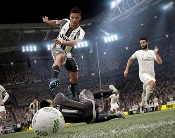 киберфутбольный турнир FIFA 18