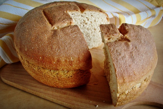 Мастер-класс: «Традиционный Хлеб Русских»