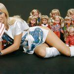 Редкие сексуальные фотографии Agnetha Faltskog из ABBA