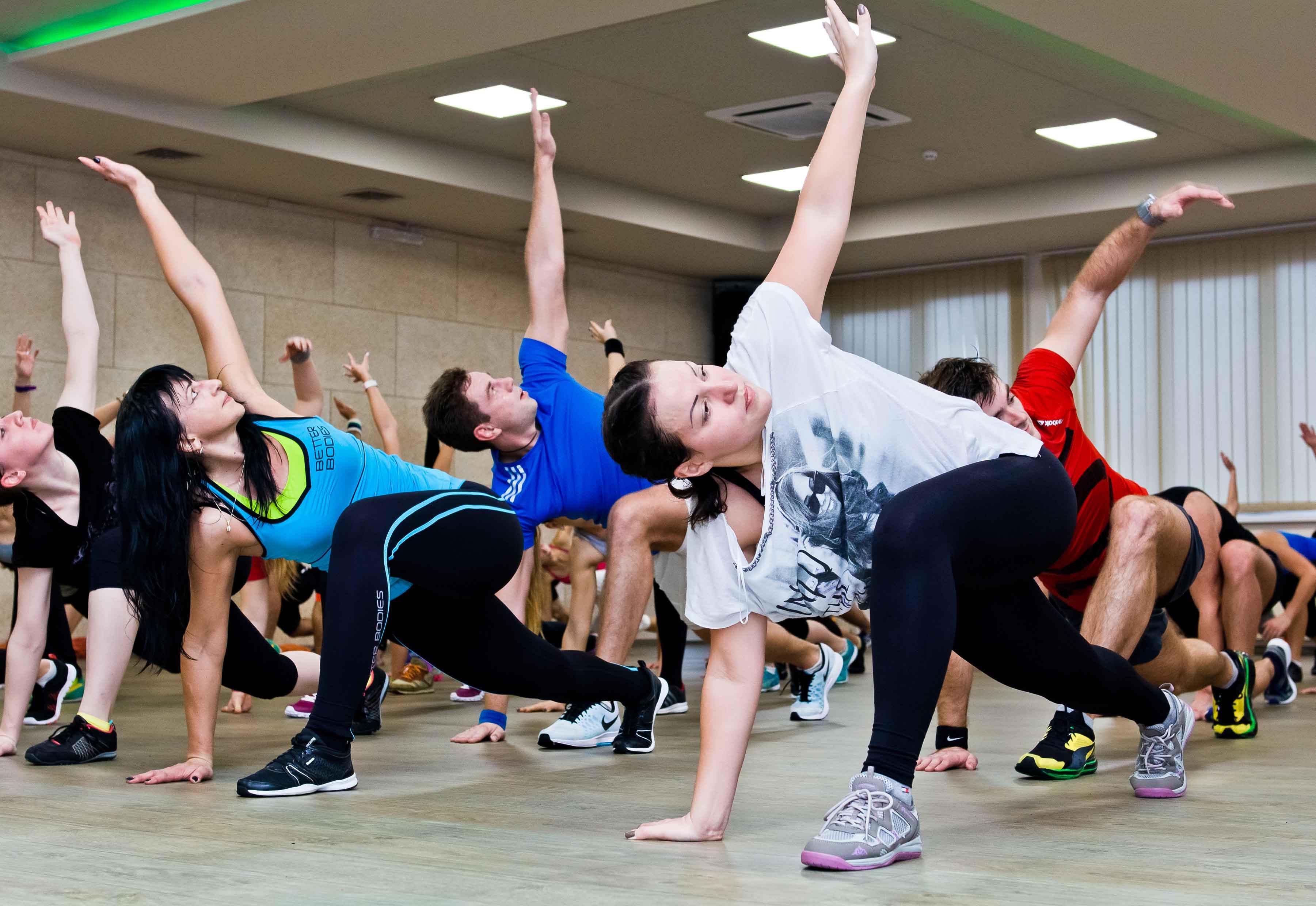 Фитнес Марафон в МариАстра | Йога | Пилатес