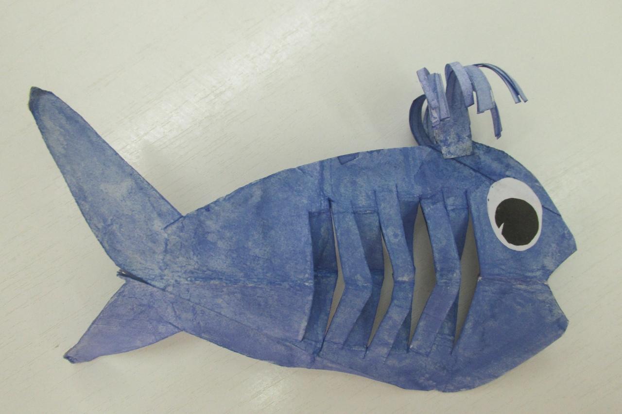 Мастер-класс Рыба-Кит