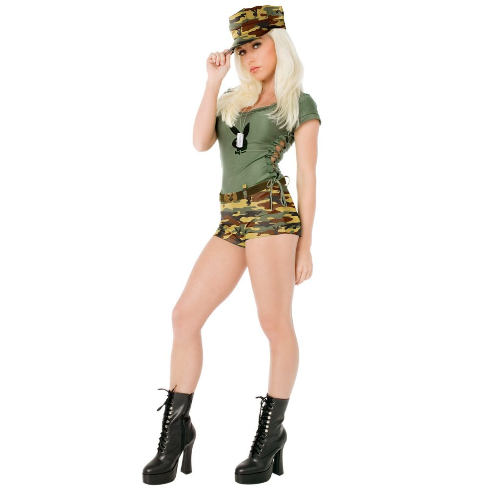 Want piss sexy army girl costume pussy self