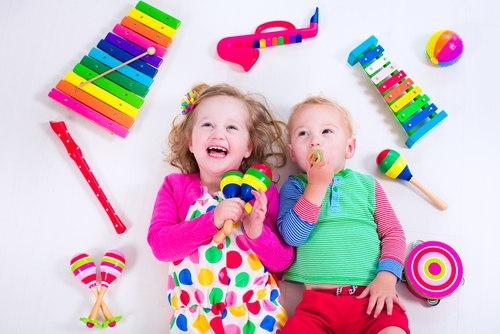"""Набор на детские музыкально-развивающие занятия """"Соловушки"""""""