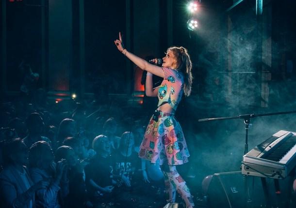 Концерт Монеточки
