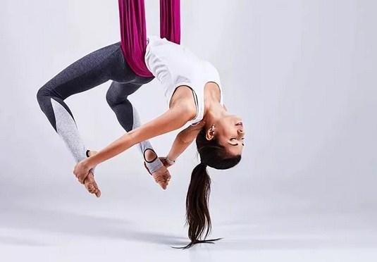 ОТКРЫТЫЕ занятия в Студии воздушной йоги «Love Birds»